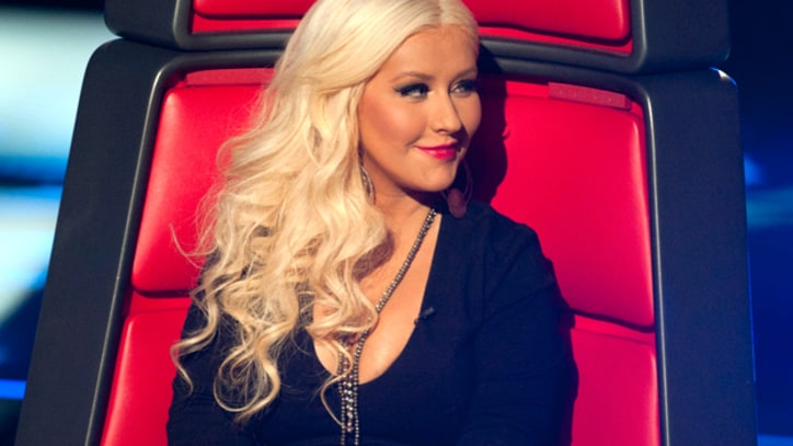 'The Voice' Christina joins in on 'I'm Goin' Down'