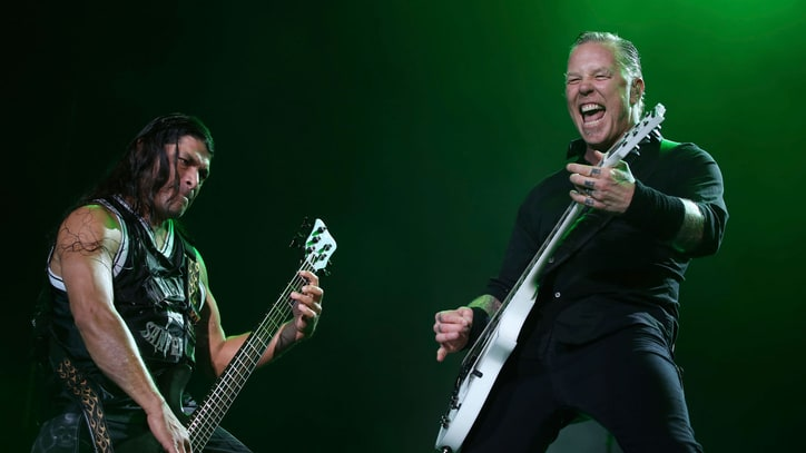Metallica Give Fan Favorite 'Frayed Ends' a Live Debut, 26 Years Later