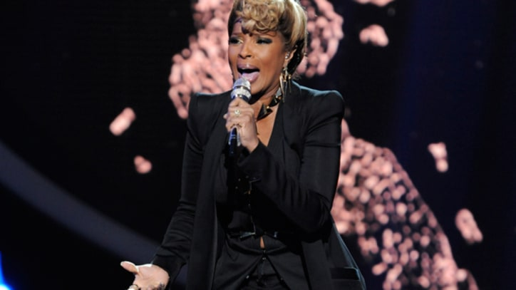 Mary J. Blige 'Why' on 'American Idol'