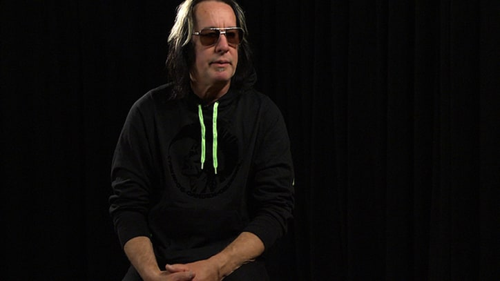 Todd Rundgren On his fan camp in the Catskills