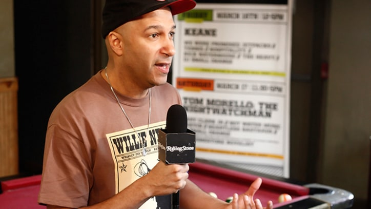 Tom Morello Responds to Occupy SXSW shutdown