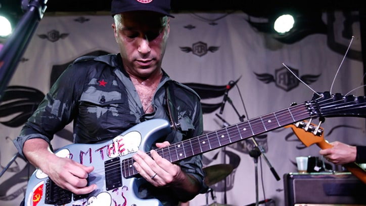 Tom Morello Complete SXSW Rock Room set