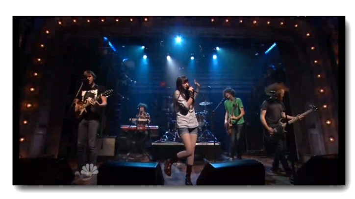 Sleeper Agent 'Get Burned' on 'Fallon'