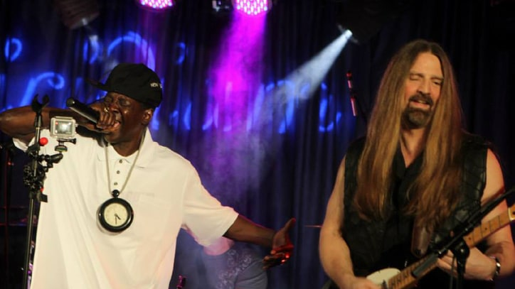 After 27 Years, Flavor Flav Is Ready to Be a Frontman