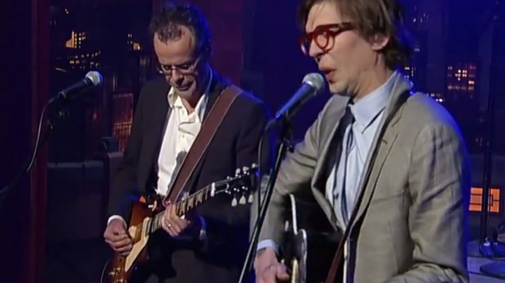 Justin Townes Earle 'Look the Other Way' on 'Letterman'