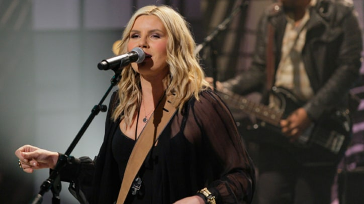 Grace Potter and the Nocturnals 'Never Go Back' on 'Leno'