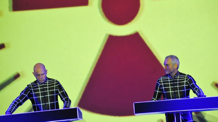 Kraftwerk 'Radio-Activity' at MoMA