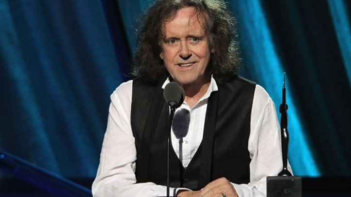 Donovan On performing with John Mellencamp