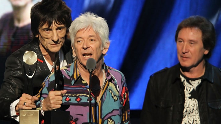 The Faces On replacing Rod Stewart