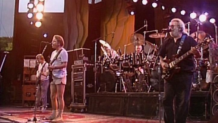 Grateful Dead 'Touch of Grey' Live in 1989