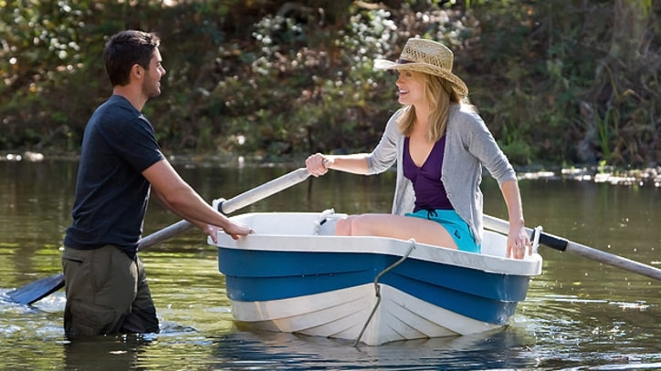 'The Lucky One' Another awful Nicholas Sparks movie