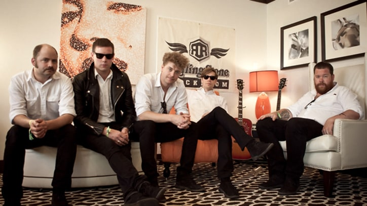 The Hives  Welcome stage wounds at Coachella