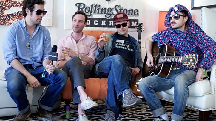 The Black Lips Resurrect Biggie at Coachella