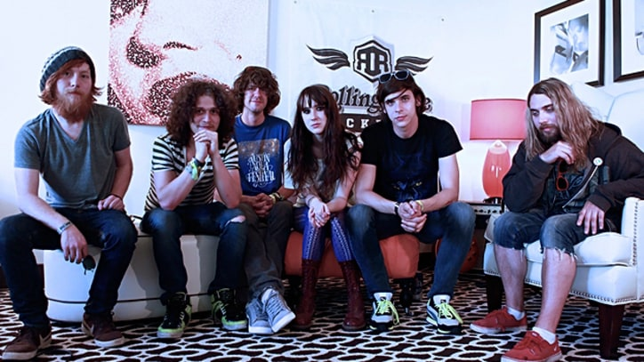 Sleeper Agent Talk cruising with Weezer