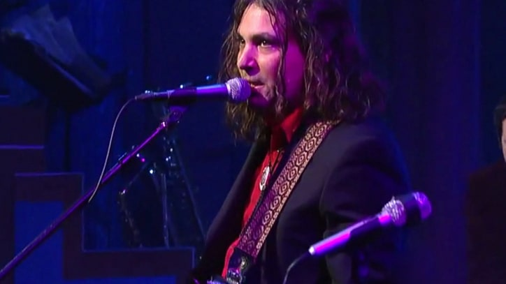 The War on Drugs 'Come to the City' on 'Letterman'