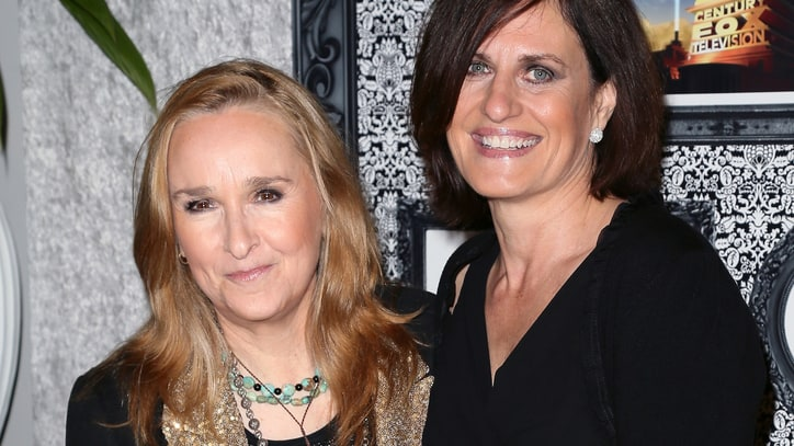 Melissa Etheridge Marries 'Nurse Jackie' Creator Linda Wallem