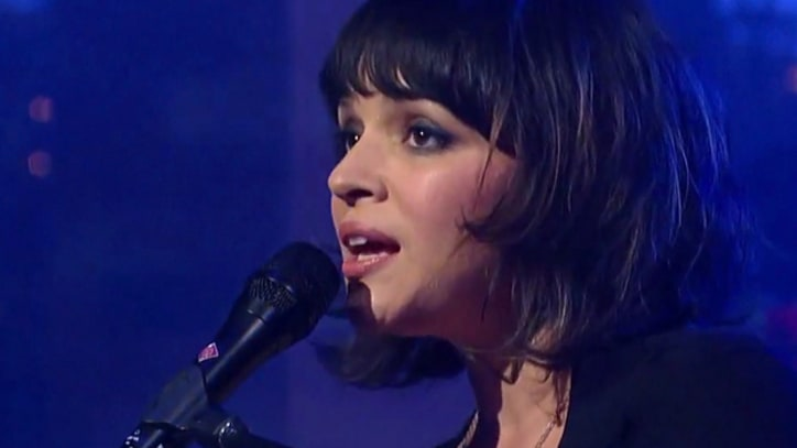 Norah Jones Returns to 'Letterman'