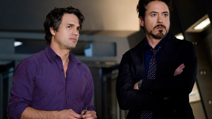 Peter Travers: 'The Avengers' Has It All