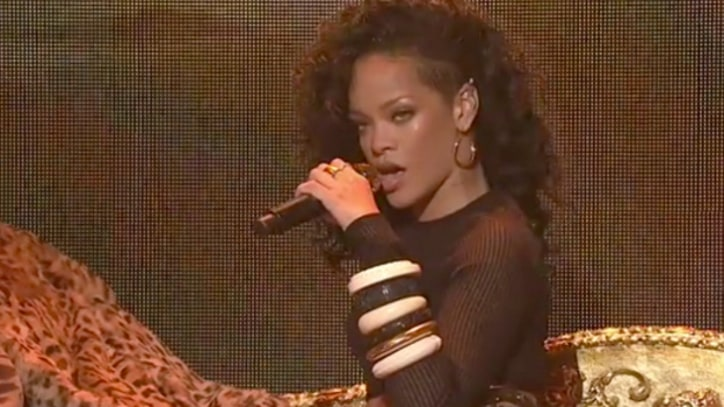 Rihanna Performs 'Where Have You Been' on 'Saturday Night Live'