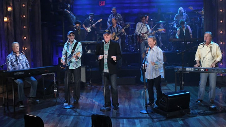 Beach Boys Perform New Song on 'Fallon'