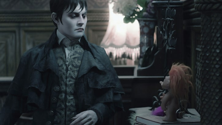 Peter Travers: 'Dark Shadows' Is Luscious, Yet Boring