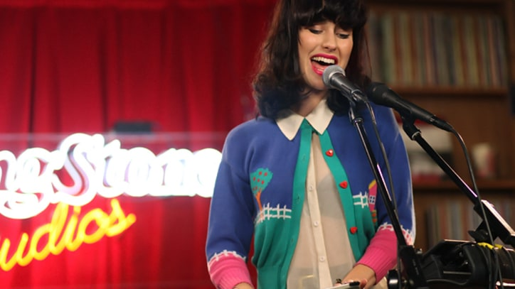 Kimbra New Zealand singer on working with Gotye