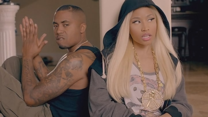 Nicki Minaj, 'Right By My Side' feat. Chris Brown