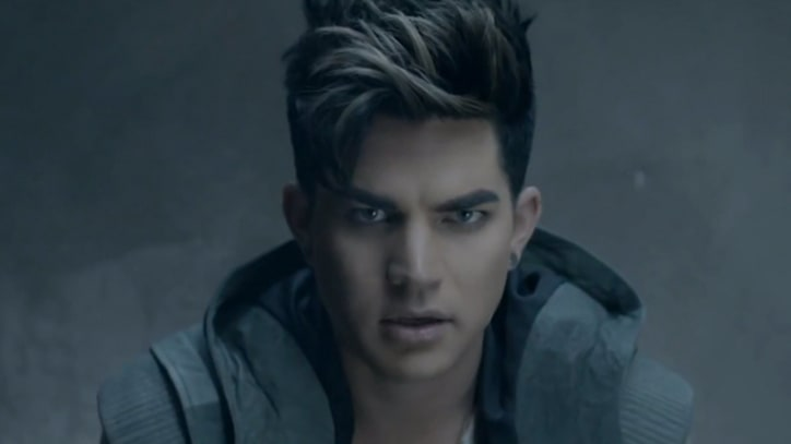 Adam Lambert Releases Dystopian 'Never Close Our Eyes' Clip