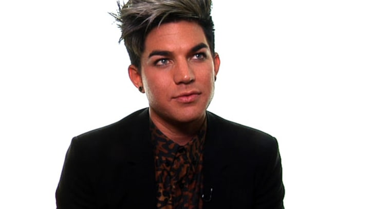 Adam Lambert On 'Trespassing'