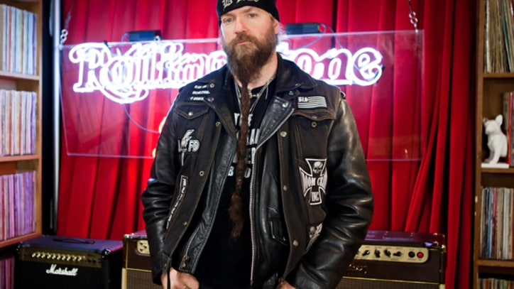 Video Exclusive: Zakk Wylde On His New Book