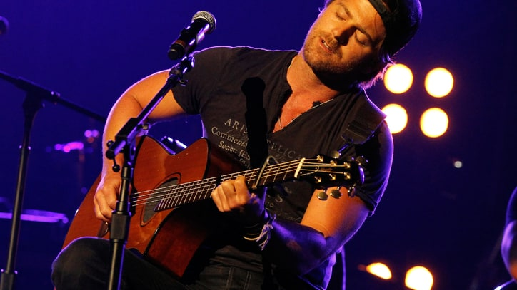 Kip Moore Goes Up in Smoke on CMT Tour
