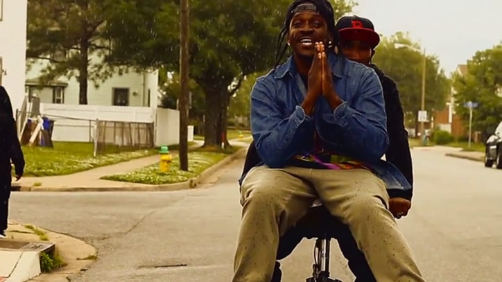Pusha-T Revisits His Hometown in 'Exodus 23:1'
