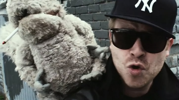 El-P Teams Up With a Sleazy Puppet for 'The Full Retard'