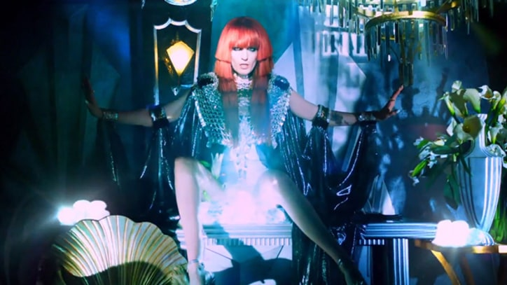 Florence and the Machine's Ultra-Theatrical 'Spectrum' Clip
