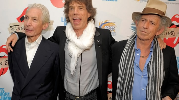 Rolling Stones Help Launch Omega Olympic Campaign with 'Start Me Up'