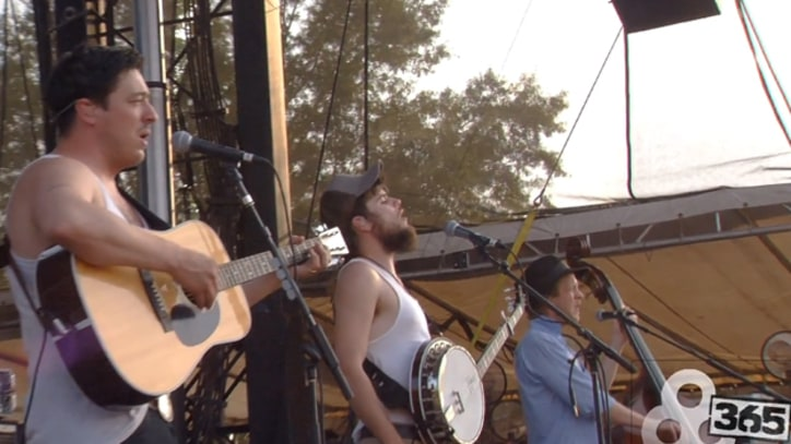 Bonnaroo Releases Mumford & Sons' 2011 Set for One Day