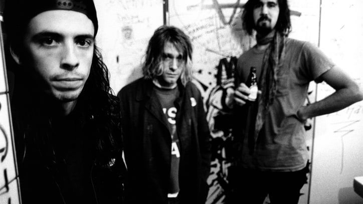 Watch the Full Nirvana Hall of Fame Induction