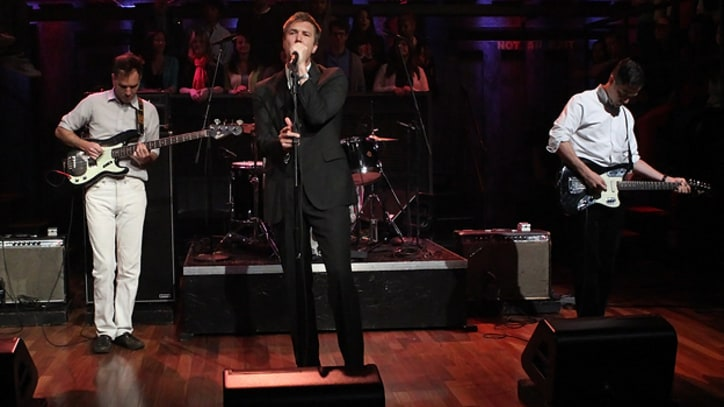 The Walkmen Play 'The Love You Love' on 'Fallon'