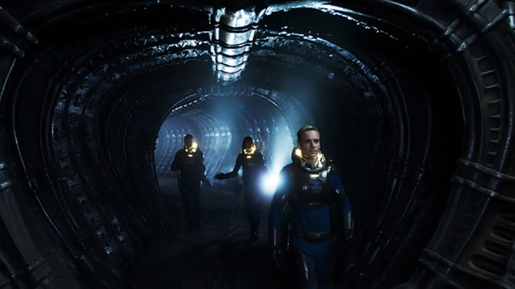 Michael Fassbender Shines in Visually Stunning 'Prometheus'