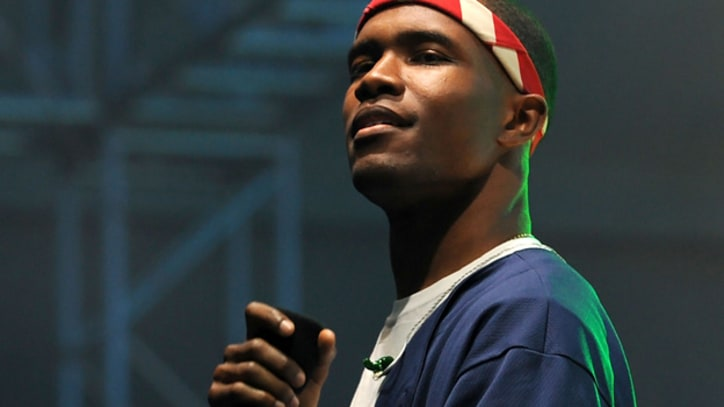 Frank Ocean Reveals New Album 'Channel Orange'