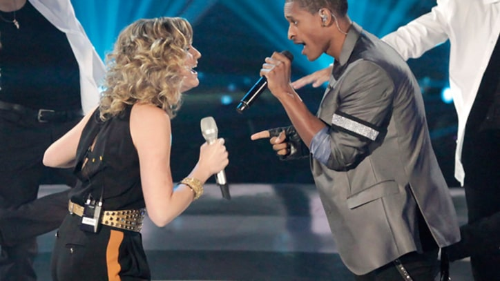 Premiere: Jennifer Nettles and J Rome Sing 'P.Y.T.' on 'Duets'