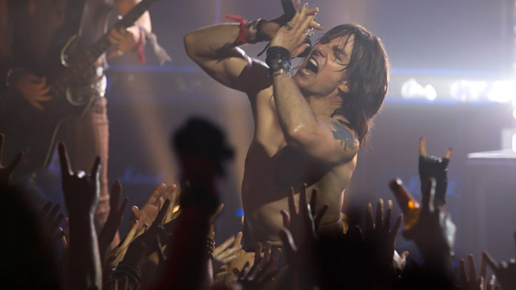 Peter Travers: Tom Cruise Lets Loose in 'Rock of Ages'