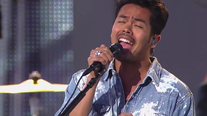 The Temper Trap Play 'Trembling Hands' on 'Kimmel'