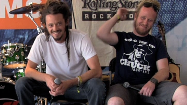 SOJA Talk About Reggae Roots and Politics at Bonnaroo