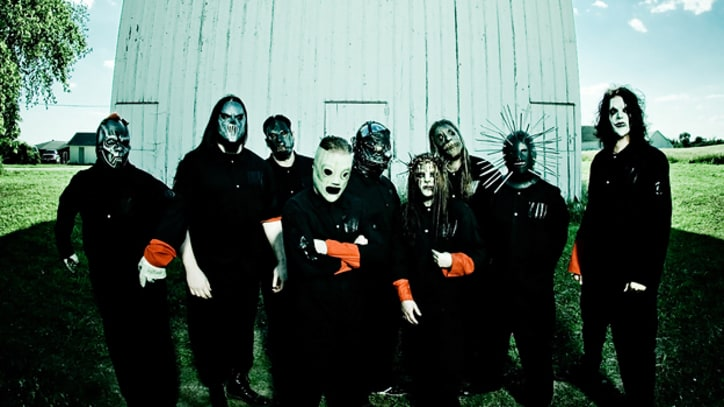 Premiere: Slipknot's 'Chaotic' New Clip 'Broadcast From Hell'