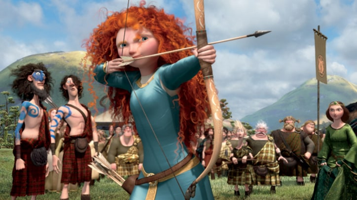 Peter Travers: 'Brave' Is Funny and Heartwarming