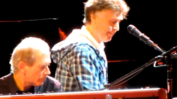 Steve Winwood Joins Tom Petty and the Heartbreakers at Royal Albert Hall