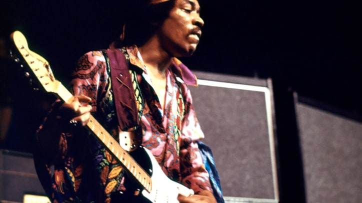 Jimi Hendrix Plays Berkeley in 1970