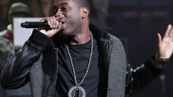 Big K.R.I.T. Performs 'I Got This' on 'Conan'