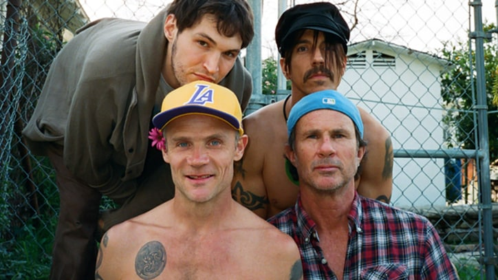 Premiere: The Red Hot Chili Peppers, 'Brendan's Death Song'